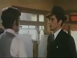 """Фильм """"Борсалино"""" (Жан-Поль Бельмондо / Ален Делон, 1970)"""
