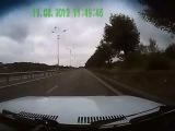 Хамское поведение на дороге было жестко наказано