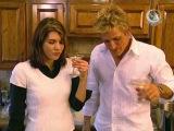 Шеф-кухар на дому - Випуск 07 - Густий суп з мідій та вершків, Омар з соусом із зелені і вершкового масла, Шоколадний суп з червоним перцем чилі